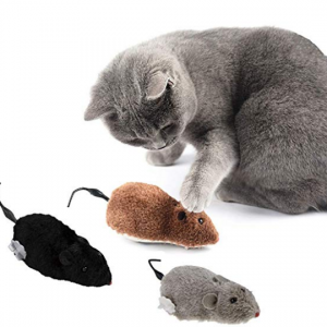 cat toy mechanical mouse- Hotpetdeals   Free shipping