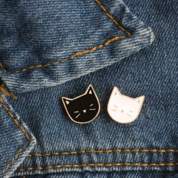 cat badge