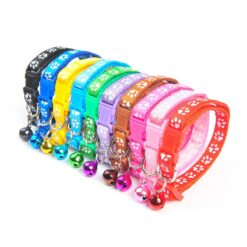 cute bell collar for cat and dog